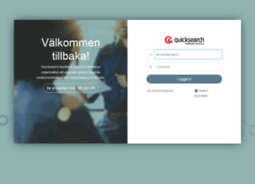 analytics.quicksearch.se