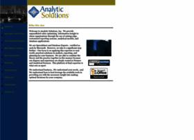 analyticsolutions.com