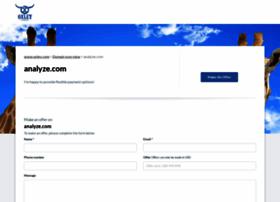 analyze.com