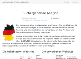 analyzethis.de