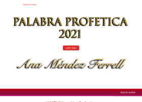 anamendezferrell.com