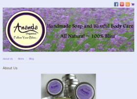 ananda-organics.com