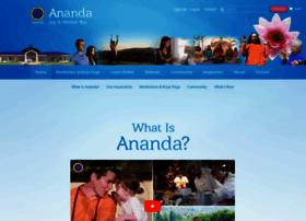 ananda.com