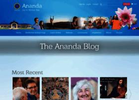 anandaclaritymagazine.com