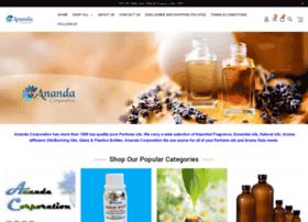 anandacorporation.com