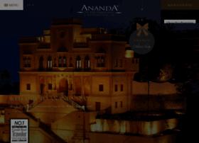 anandaspa.com