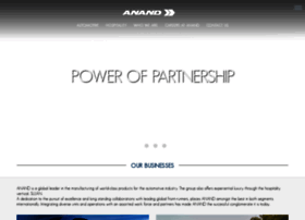 anandgroupindia.com