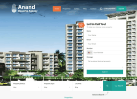 anandhousingagency.com
