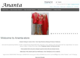 ananta-store.com