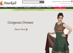 anarkali.co.uk