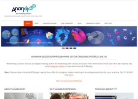 anarkik3d.co.uk