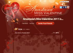 anastasiamissvalentine.com