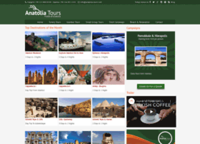 anatolia-tours.com