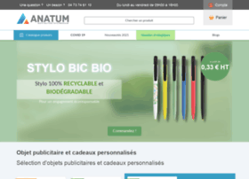 anatum-objet-publicitaire.com