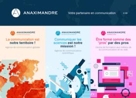 anaximandre.com