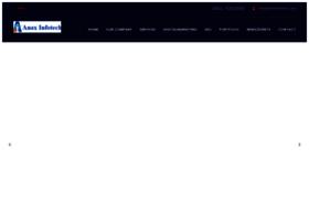 anaxinfotech.com