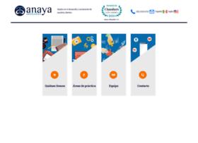 anaya-abogados.com