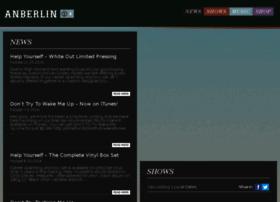 anberlin.com