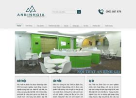 anbinhgia.com.vn