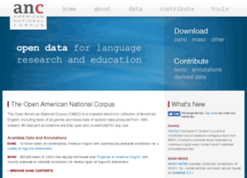 anc.org