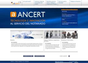 ancert.com