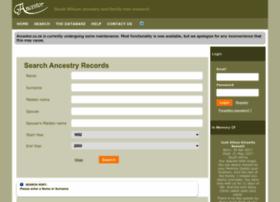 ancestor.co.za