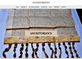 ancestordocs.co.uk