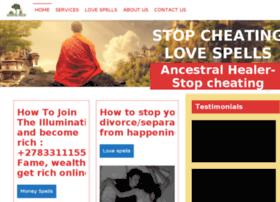 ancestralhealer.com