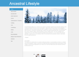 ancestrallifestyle.weebly.com