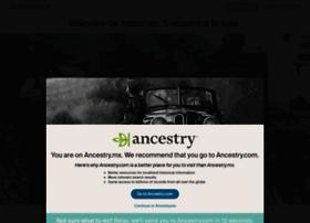ancestry.mx