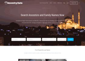 ancestrydata.com