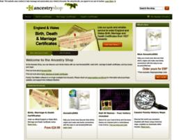 ancestryshop.co.uk