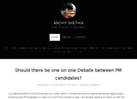 anchitshethia.com