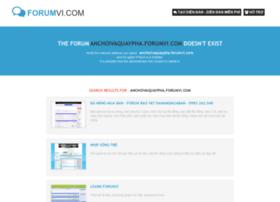 anchoivaquaypha.forumvi.com