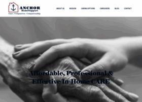 anchorhomesupport.com