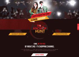 anchorhunt.homeshop18.com