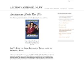 anchormanmovie.co.uk