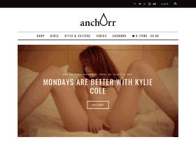 anchorr.com