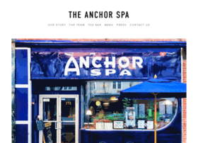 anchorspa.com