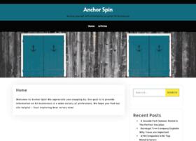 anchorspin.com
