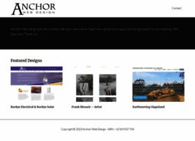 anchorweb.com.au