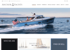 anchoryachts.com