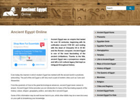 ancient-egypt-online.com