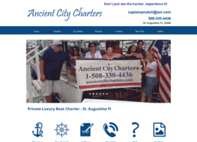 ancientcitycharters.com
