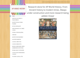 ancientcivilizationsapwh.weebly.com