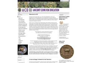ancientcoinsforeducation.org