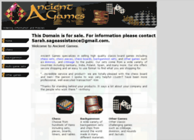 ancientgames.com