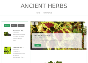 ancientherbs.biz