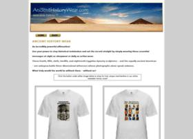 ancienthistorywear.com