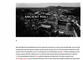 ancientmali2.weebly.com